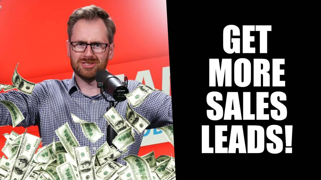 How To Generate More Sales Leads (Using YOUTUBE?!) With Alex Berman